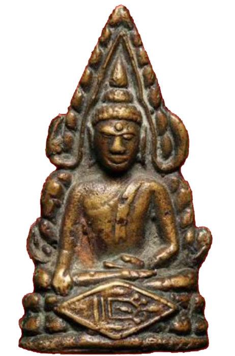 พระพุทธชินราช หลวงพ่อเผือก ปัญญาธโร วัดกิ่งแก้ว