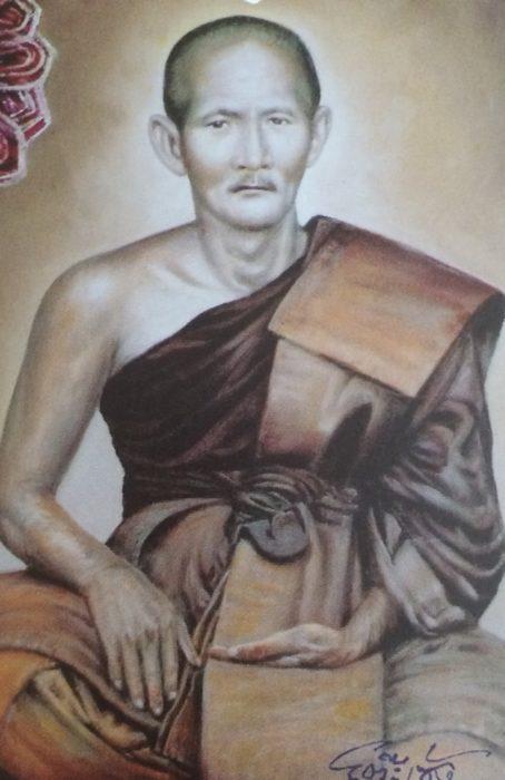 พระครูชลโธปมคุณมุนี (หลวงพ่อเจียม)วัดกำแพง อ.เมือง จ.ชลบุรี