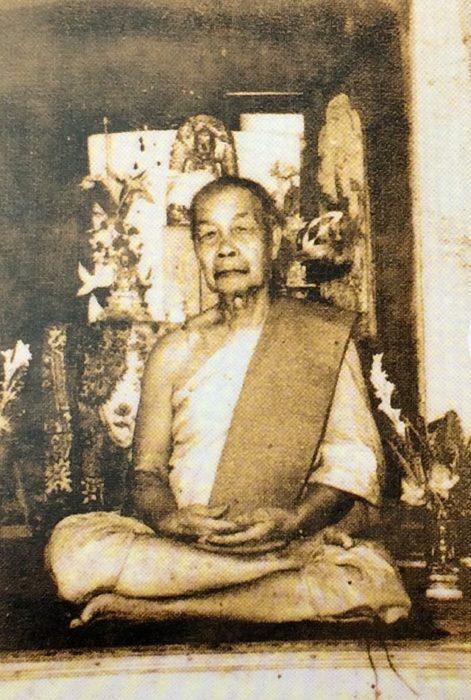 หลวงพ่อหลิม พฺรหฺมโชโต วัดน้อย ชลบุรี
