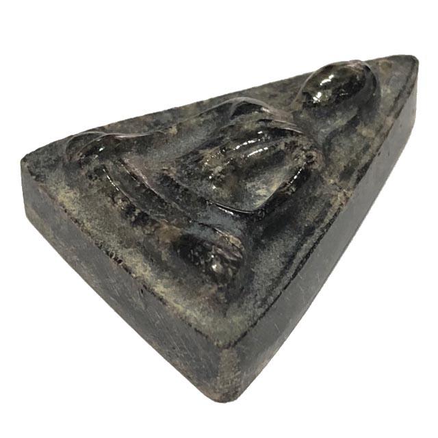 สมเด็จนางพญาไม้งิ้วดำกลายเป็นหิน สำนักสงฆ์ภูเทพถาวรนิมิต จ. นครราชสีมา ปี 55