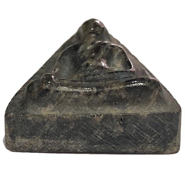 สมเด็จนางพญาไม้งิ้วดำกลายเป็นหิน สำนักสงฆ์ภูเทพถาวรนิมิต ปี 55 อ. ครบุรี จ. นครราชสีมา